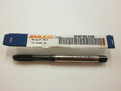 Emuge 14-20 Spiral Point Multi-tap 2b3b High Performance Germany Bu4973005009