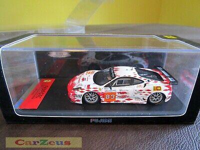 1:43 TSM Fujimi, Ferrari F430 GTC 24Hr Le Mans 2011 JMB Racing #83