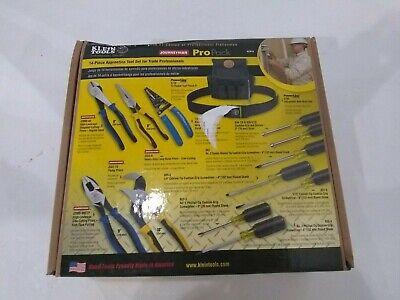 Klein Tools 92914 Journeyman Apprentice Tool Set 14 Piece Kit