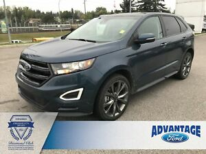 2016 Ford Edge Sport Heated / Cooled Seats - Remote Keyless E...