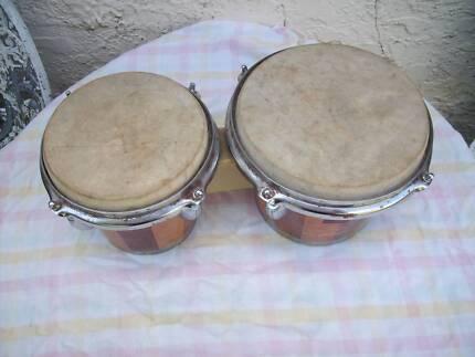 bongo drums good condition