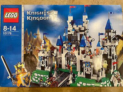 LEGO 10176 Knights Castle Royal Kingdom New Sealed - Very Rare