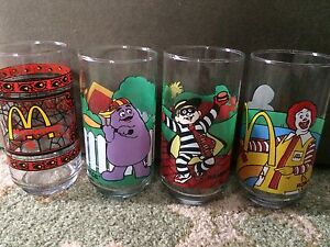 VINTAGE COLLECTIBLE GLASSES
