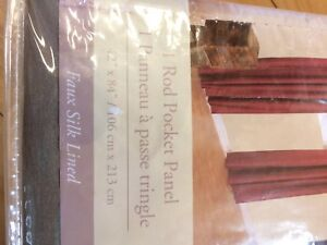 Curtain - new in package.