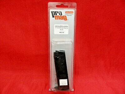 ProMag fits HK Heckler /& Koch P7 M8 9mm 8rd Blue Steel Magazine HEC 04