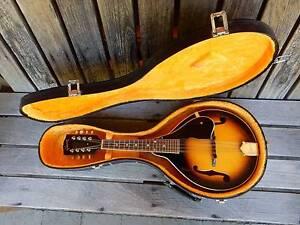 Gibson A-50 Mandolin Tyabb Mornington Peninsula Preview