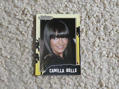 Camilla Belle PopCardz