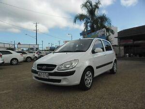 2010 Hyundai Getz S Hatch Hermit Park Townsville City Preview