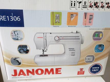 Janome SR 40 Sewing Machine Sewing Machines Gumtree Australia Enchanting Janome Sr 2000 Sewing Machine