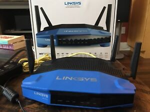Linksys WRT 1900 AC - Dual Band wi-fi router