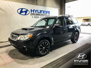 SUBARU FORESTER XT TOURING + CUIR + TOIT + MAGS + WOW !