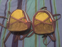 2 x brica toddler backpack harnesses Berowra Hornsby Area Preview