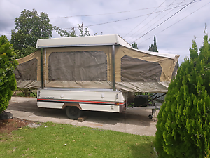 Viscount coleman pop top camper Holden Hill Tea Tree Gully Area Preview