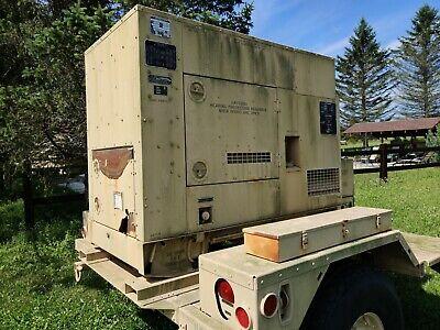 15kw Kw Mep-804a Diesel Military Emp Proof