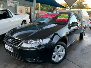 "FORD FALCON FG LPi 2009""FACTORY LPG""VERY LONG JUN/2020 REG*5YR WARRANT Bass Hill Bankstown Area Preview"