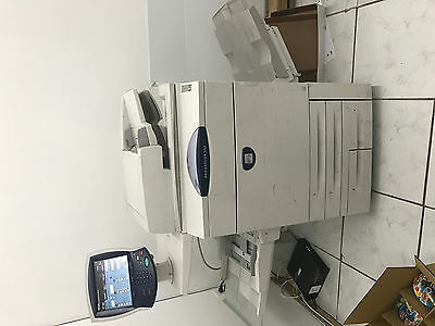 Xerox Docucolor 252 Digital Press Production Color Copier Printer Scan 242 260