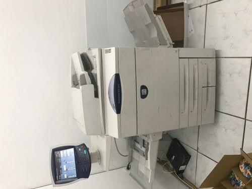Xerox Docucolor 252 Digital Press Production Color Copier Printer Scan 242 260