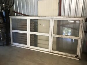 Old Timber Awning Hopper Windows Building Materials Gumtree