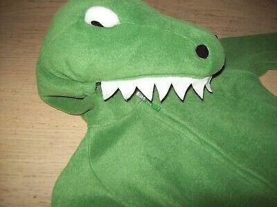 Old NAvy Krokodil Kostüm, Gr.18-24 M 80/86, total süß ()