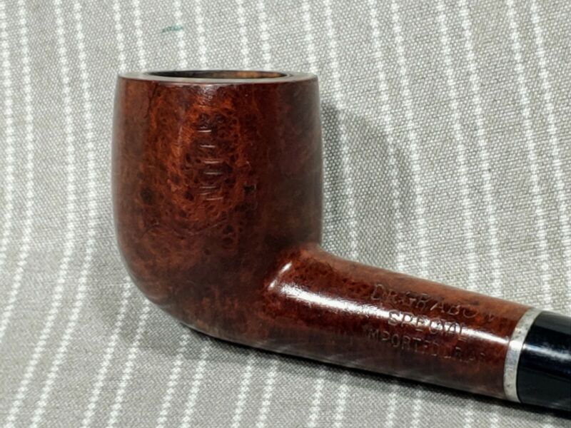 """Briarwood Estate Pipe - Dr. Grabow """"SPECIAL"""" ~ Imported Briar"""