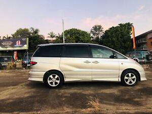 Toyota ESTIMA AERAS Auto 8 Seater Low Mileage// Rego// RWC// Warranty Holland Park West Brisbane South West Preview