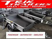 6x4  heavy duty Box trailer Bayswater Knox Area Preview