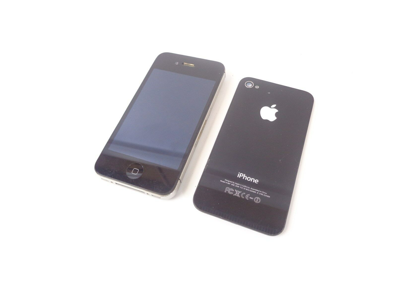 model a1387 iphone apple iphone 4s a1387 lcd screen amp battery amp no 12643