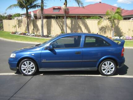 2002 Holden Astra Eaton Dardanup Area Preview