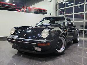 Porsche 911 Turbo Cabriolet 1984