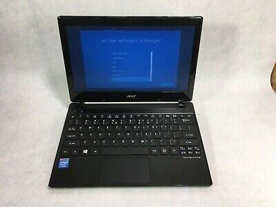 "Acer Travelmate B113 11.6"" Laptop Intel Celeron 1.6GHz 4GB RAM 320GB Win 10 -RR"