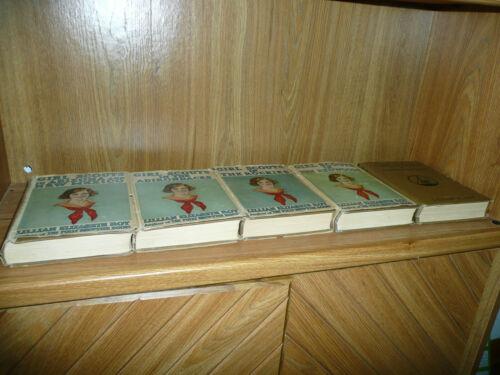 Girl Scout  Series by Lillian Elizabeth Roy, 5 Books