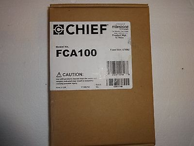 CHIEF FUSION CAT5/Surge/CPU Adapter FCA100    ***NEW IN BOX***