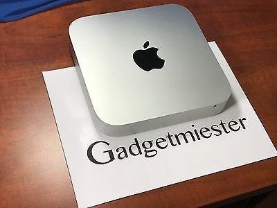 Apple Mac Mini MD388LL/A BTO/CTO 2012 2.6GHz Quad Core i7 8GB Ram 256GB SSD