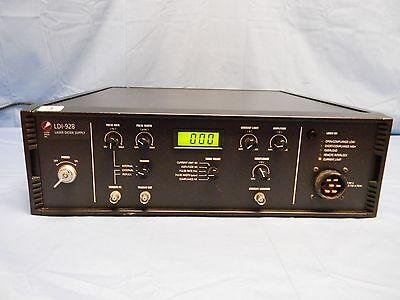 Laser Diode Supplylaser Drive Inc. Ldi-928-10 Laser Diode Driver Power Supply