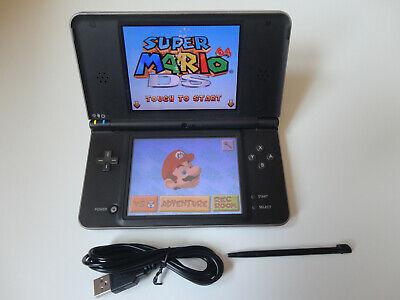 Nintendo DSi XL Launch Edition bronze Handheld System