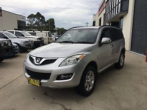 2012 Great Wall X240 Wagon IMMACULATE Glendenning Blacktown Area Preview