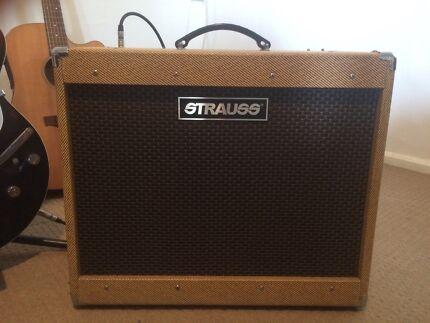 Strauss SV-CL30 30 watt tube amp