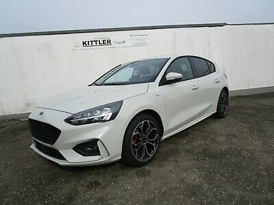 Ford Focus Lim. ST-Line X 1,0 EcoBoost