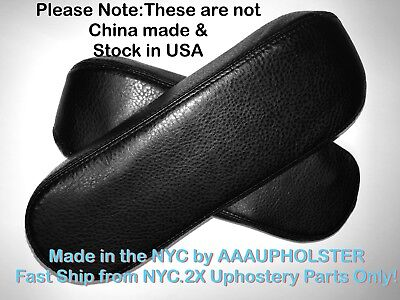 Seats Armrests PVC Leather kit for Ford F250 F350 Excursion Lariat 1999-07 Black