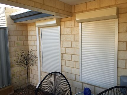 INSTALLED IN 10 WORKINGS DAYS OR  IT'S FREE - ROLLER SHUTTERS