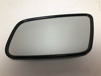 OEM Audi B5 A4 S4 C5 A6 D2 A8 driver side view mirror glass heated 8D0857535