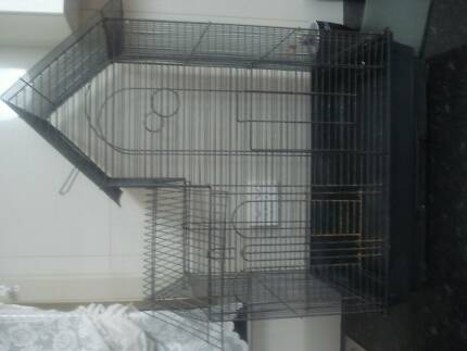BIRD CAGE   80cm high an 70cm wide   in excellent condition Para Hills Salisbury Area Preview