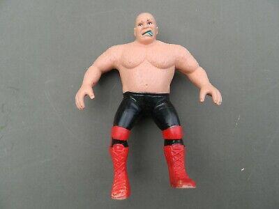 "1986 WWF Wrestler George The Animal Steele LJN Titan Sports 8"" Rubber Figure WWE"