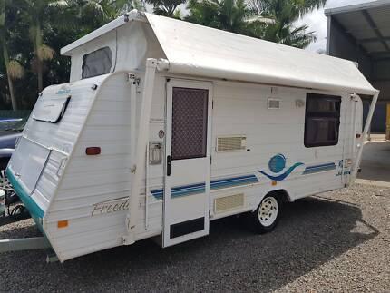 2003 Jayco Freedom Bunk Bed Caravan Rosemount Maroochydore Area Preview