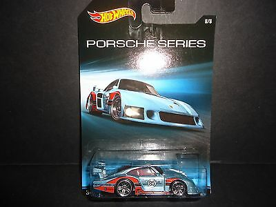 Hot Wheels Porsche 935-78 Walmart Exclusive 1/64