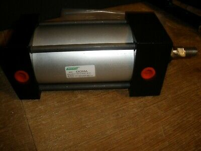 Speedaire 6x388 Air Cylinder 2-12 Bore 3 Stroke Double Acting 12-20 Rod Usa