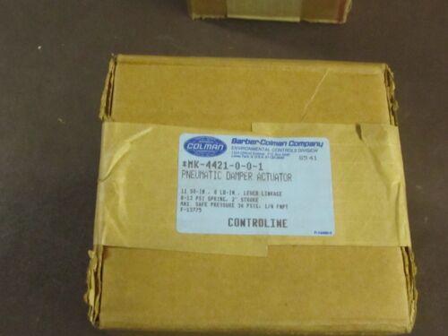 "MK-4421-0-0-1  1/2-3"" Adjustable Stroke Damper Actuator (8-13 PSI)"