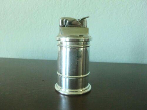 Vintage Antique Sterling Silver Table Top Cigarette Lighter Revere Silver Smiths