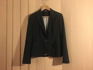Dunes Stores woman's Grey Jacket - Size 10 Ashfield Ashfield Area Preview