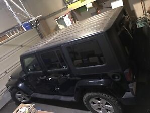 2008 4X4 Jeep Wrangler Unlimited - $15,500
